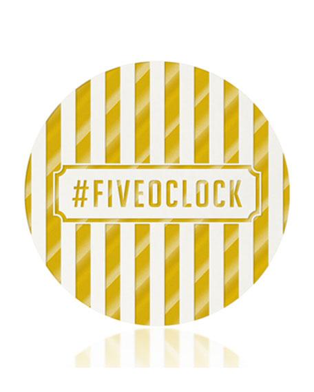 Bell'INVITO #Fiveoclock Coasters - Set Of 18