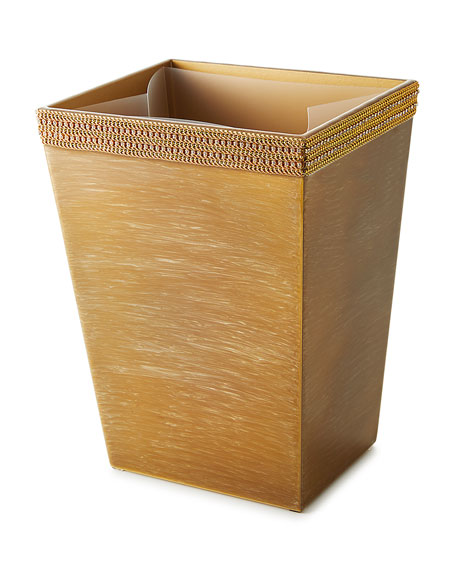 Mike & Ally Archie Straight Wastebasket