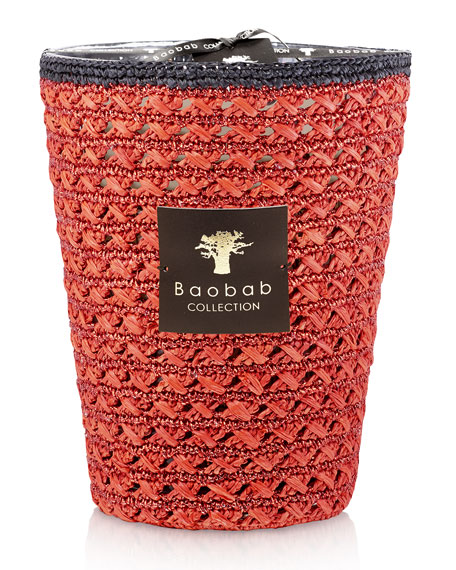 """Baobab Collection Max 24 Foty 9.4"""" Candle"""