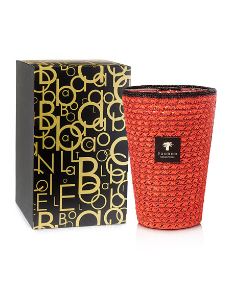 """Baobab Collection Maxi Max Foty 14"""" Candle"""