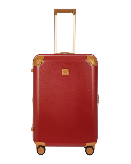 "Bric's Amalfi 27"" Spinner Luggage, Red"