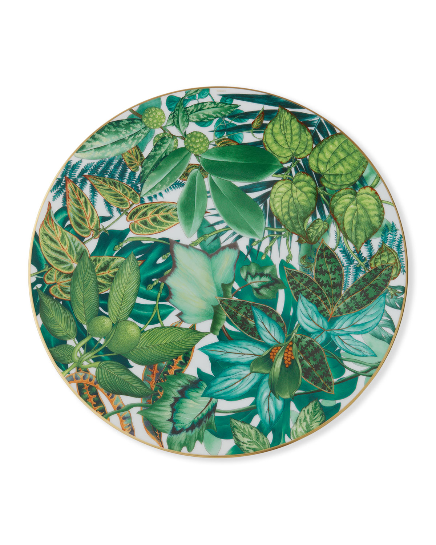 Herm S Dinnerwares PASSIFOLIA PRESENTATION PLATE
