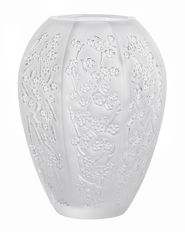 Lalique Home decors MEDIUM SAKURA VASE