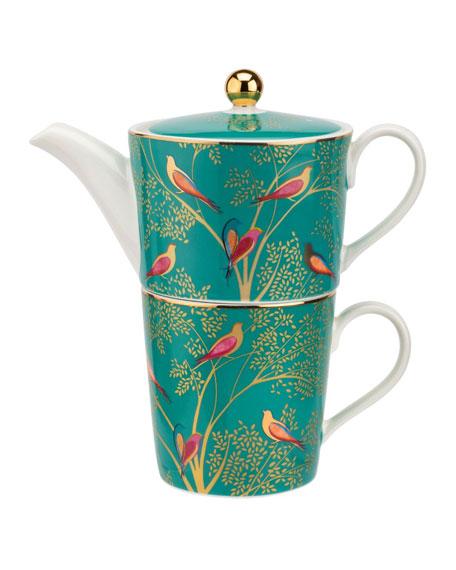 Portmeirion Sara Miller Chelsea Tea for One