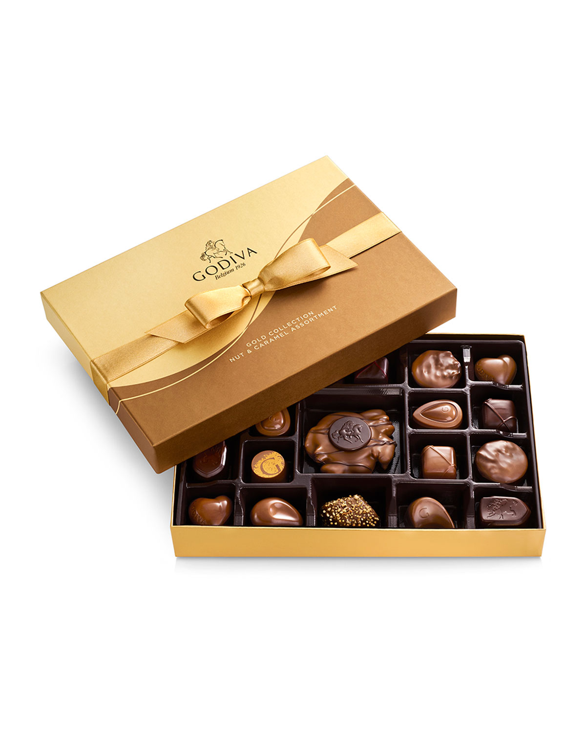 19-Piece Nut & Caramel Gift Box