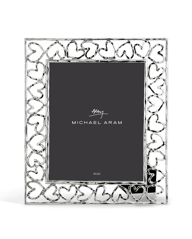 """Michael Aram Picture frames HEART FRAME, 8"""" X 10"""""""