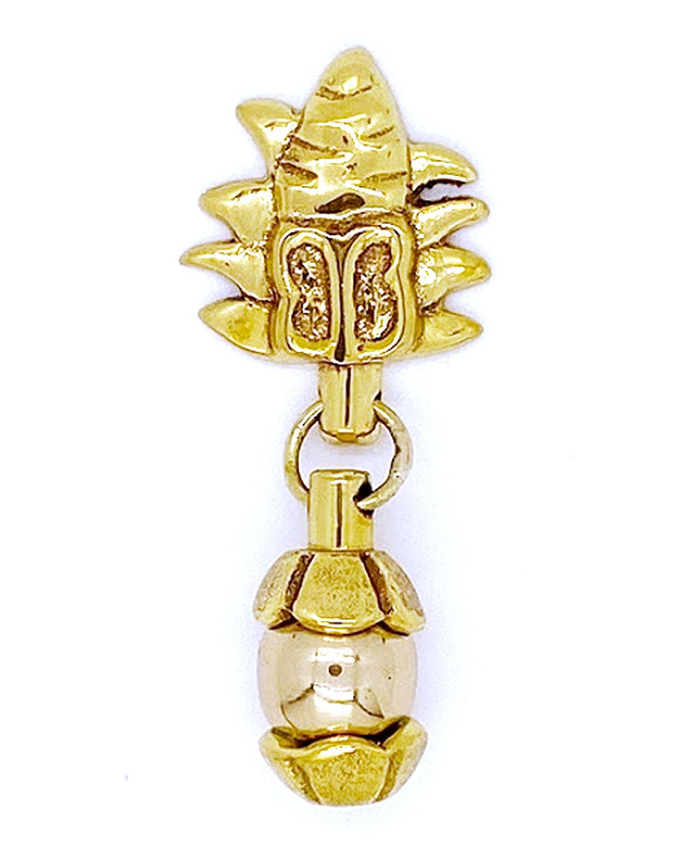 Addison Weeks Michelle Nussbaumer San Miguel Drawer/cabinet Pull In Gold