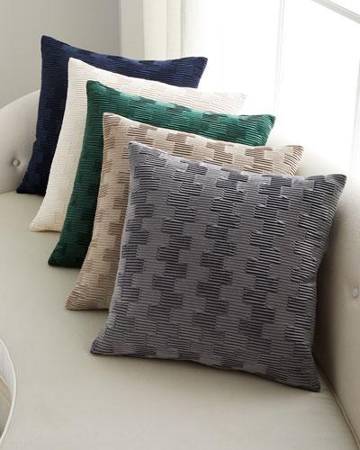 Green Pillow Neiman Marcus