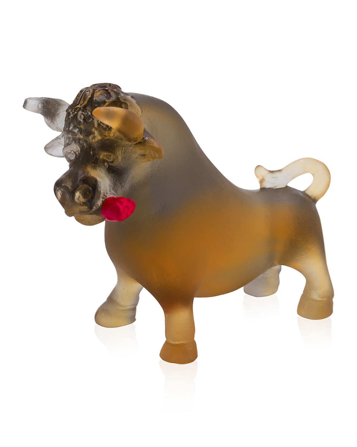 Daum HOROSCOPE OX FIGURINE