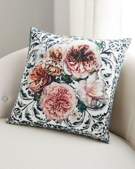 Designers Guild Pahari Damask Pillow