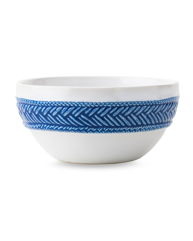 Juliska Dinnerwares LE PANIER DELFT BLUE BERRY BOWL