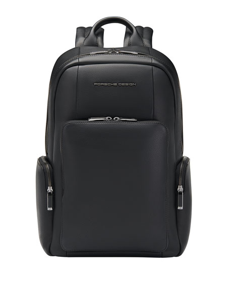 Porsche Design Roadster Leather Small Backpack