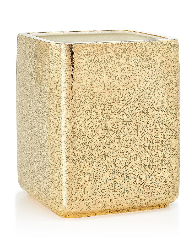 Labrazel Clothing PIA GOLD WASTE BASKET