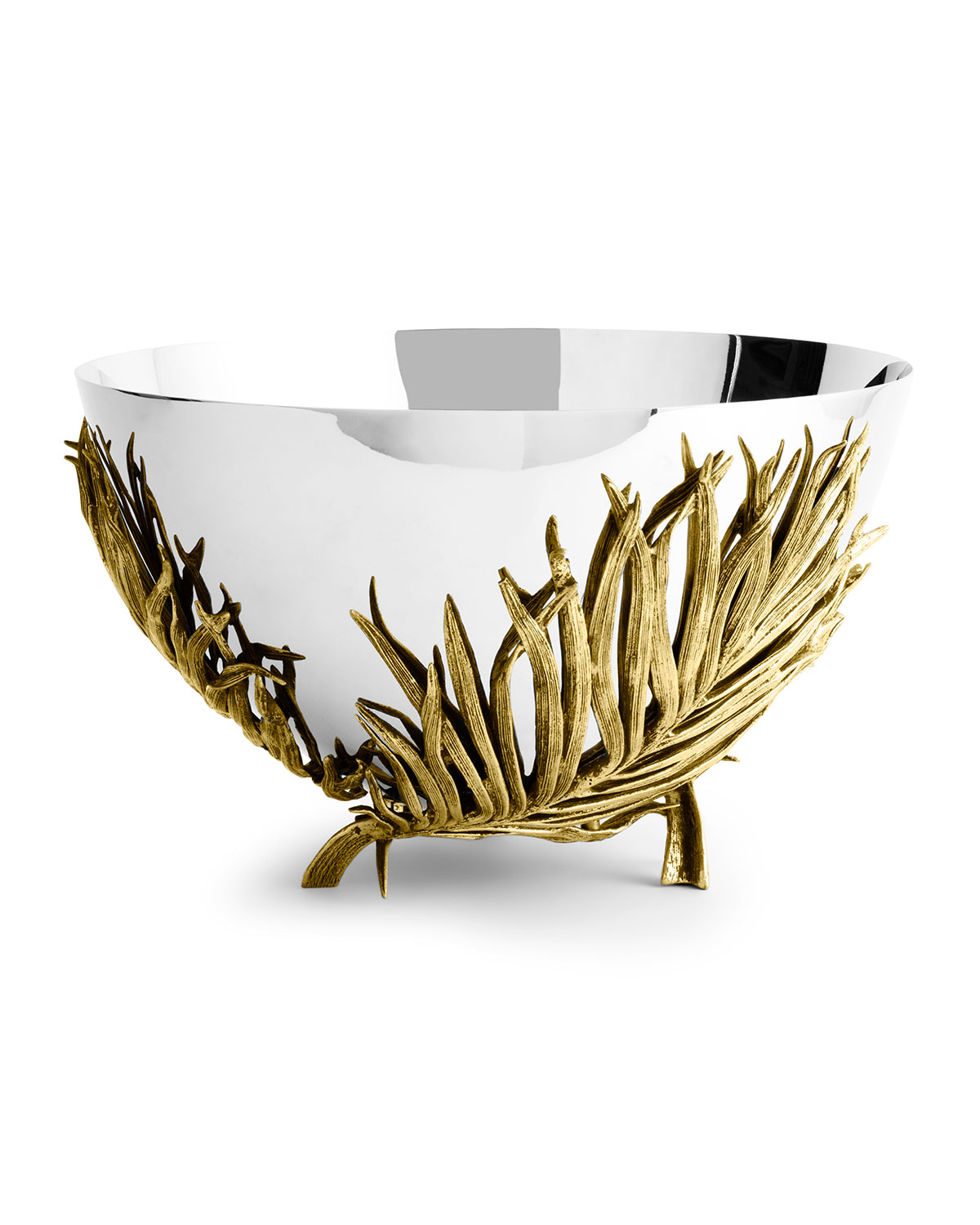 Michael Aram PALM CENTERPIECE BOWL
