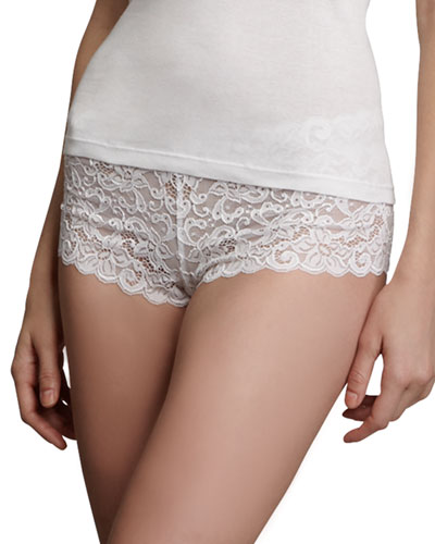 Luxury Moments Boy-Leg Brief