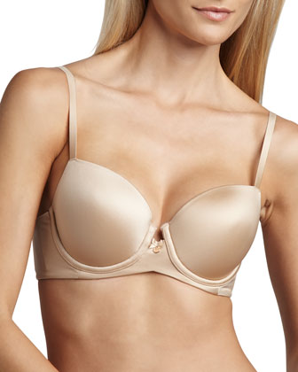 Bra-La-Mode Underwire Bra, Natural