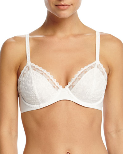 Purity Classic Underwire Bra, White