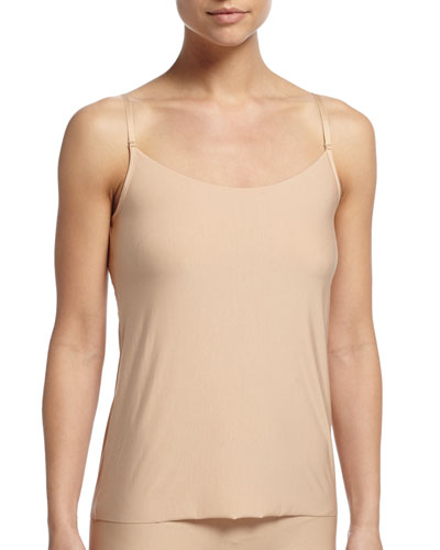 Butter Layering Cami, Nude