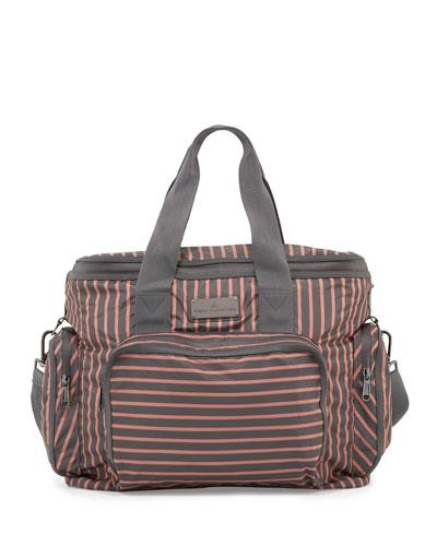 Fashion Shape B Gym Bag, Multicolor/Granite