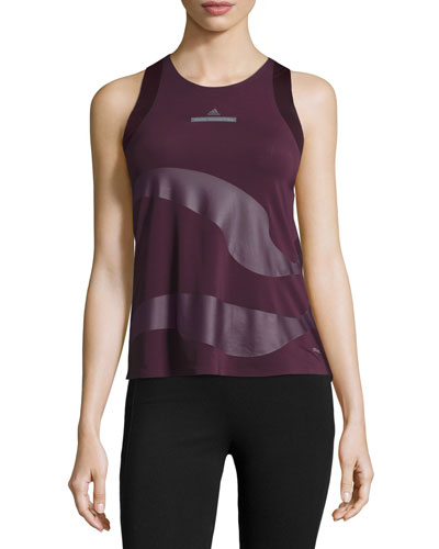 Adizero Run Tank Top, Purple