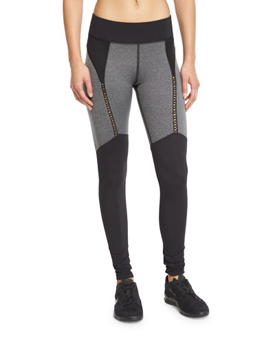 Dusk Cutout-Detail Sport Leggings