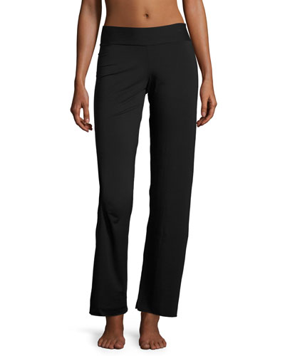 Butter Jersey Lounge Pants, Midnight