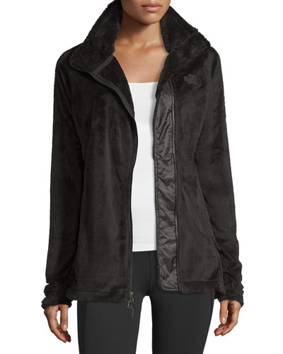 Osito 2 Fleece Parka Jacket, Black