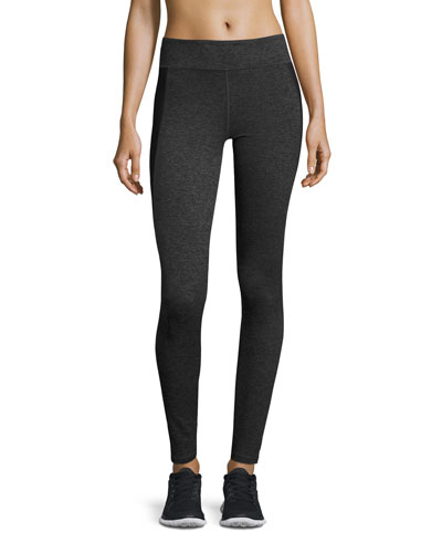 All Day Compression Tights, Charcoal/Black
