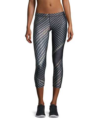 You're a Stud Capri Performance Leggings
