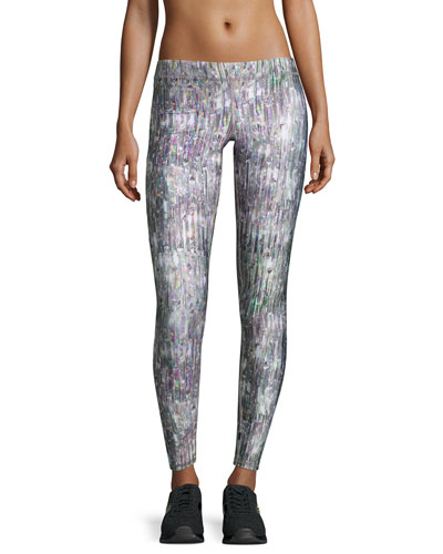 Crystalized Performance Leggings
