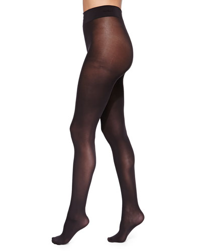 Pure 50 Basic Opaque Tights, Black