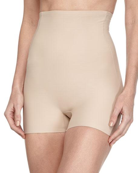 TC Shapewear High-Rise Control Boyshorts, Nude