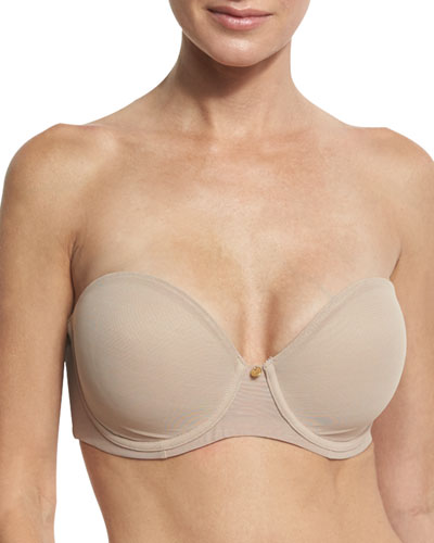 Streamline Strapless Full-Figure Bra