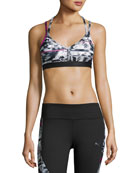 Yogini Live Performance Sports Bra, Multipattern