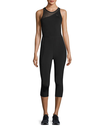 Active Explosive Performance Bodysuit, Black