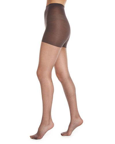 Signature Ultra Sheer Control Top Tights
