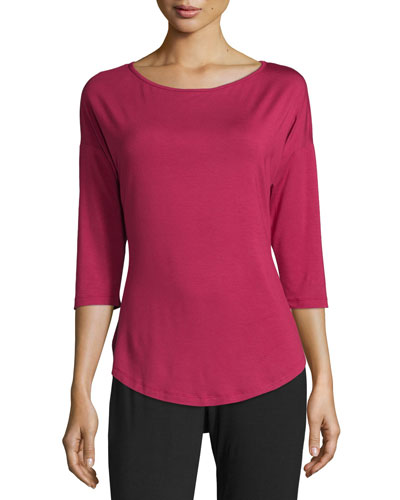 Talco 3/4-Sleeve Top