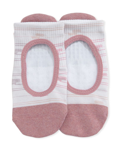 Chey Motion Grip Athletic Socks, Multi Pattern