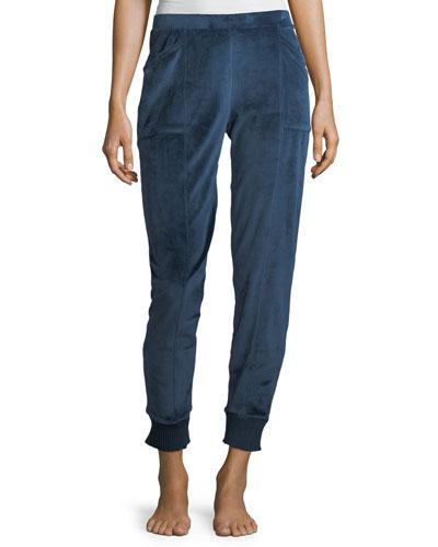 Natori Velour Lounge Pants