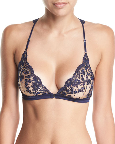 Amour Exquise Soft-Cup Triangle Bra