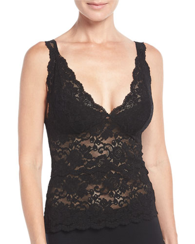 Evelyn Lace Tank