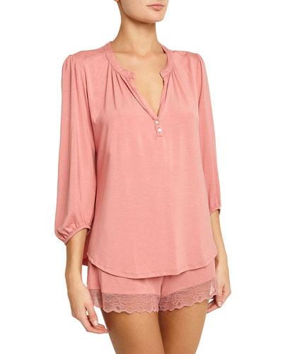 Catalina Short Pajama Set