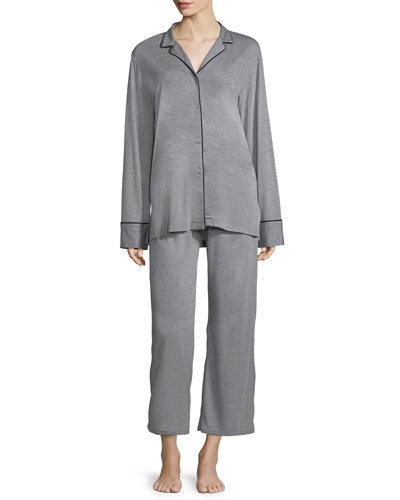 Shangri La Long-Sleeve Pajama Set