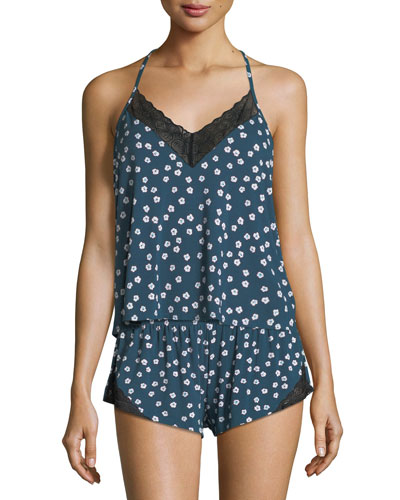 Sweet Dreams Floral-Print Camisole