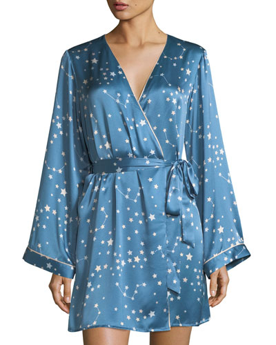 Langley Long Sleeve Robe