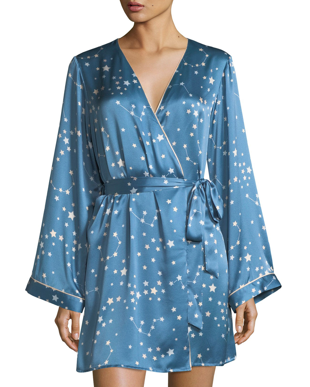 Langley Long Sleeve Robe