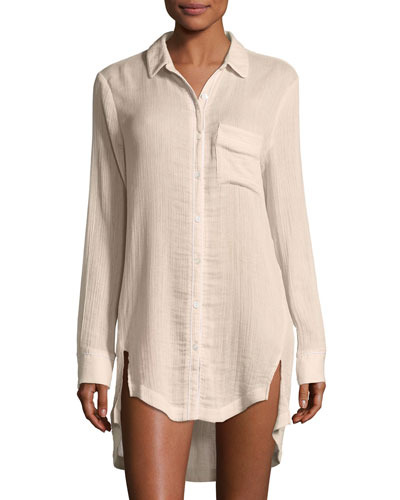 Dinah Cotton Sleepshirt