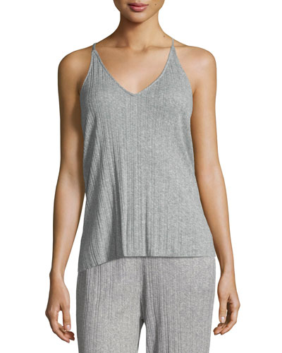 Vienna Ribbed Lounge Camisole