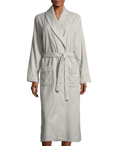 Sensual Opulence Short Robe