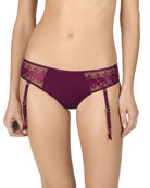 Eternal Tanga Briefs with Removable Garters